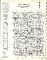Map Image 026, Dunn County 1967